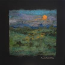 Bonnie Gay Hedstrom - felt art